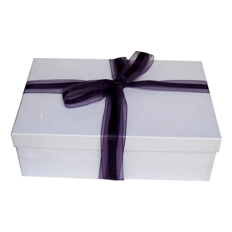 Caixa Branca para Presente
