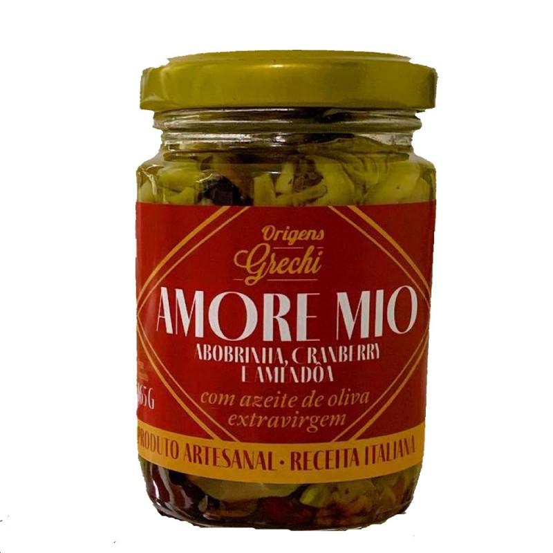 Antepasto de Abobrinha Amore Mio Origens Grechi 150g