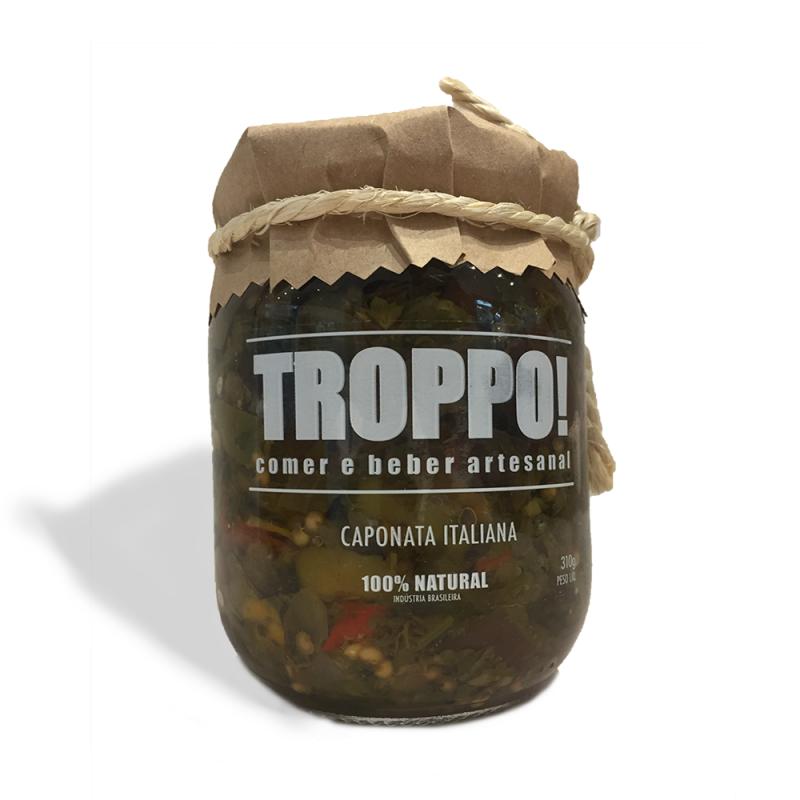 Caponata Italiana Troppo! 310g