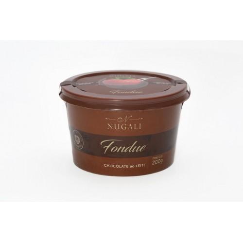 Fondue Chocolate ao Leite Nugali 200g