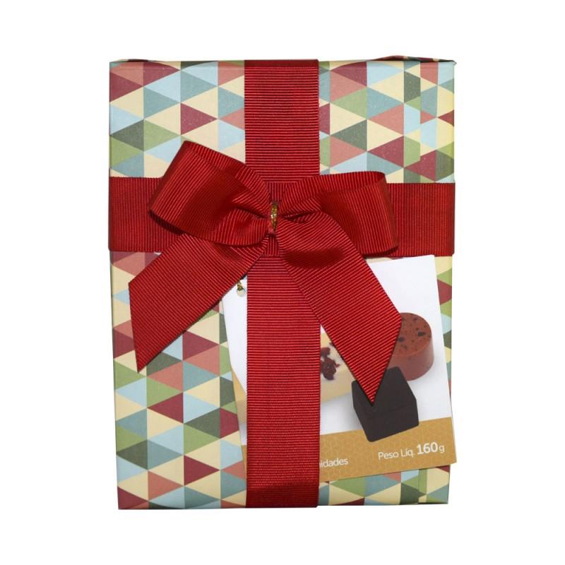 Caixa de Bombons de Natal Nugali 160g