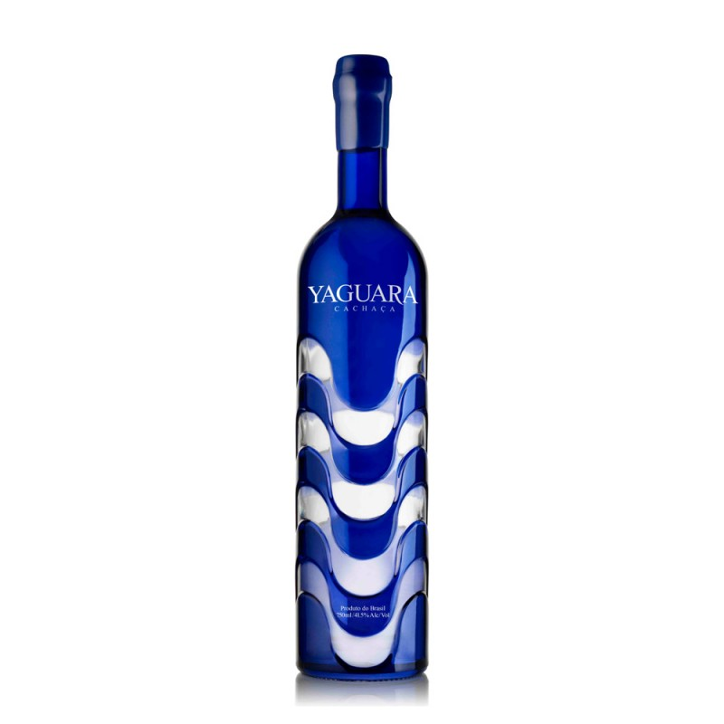 Cachaça Yaguara Blue - 750ml