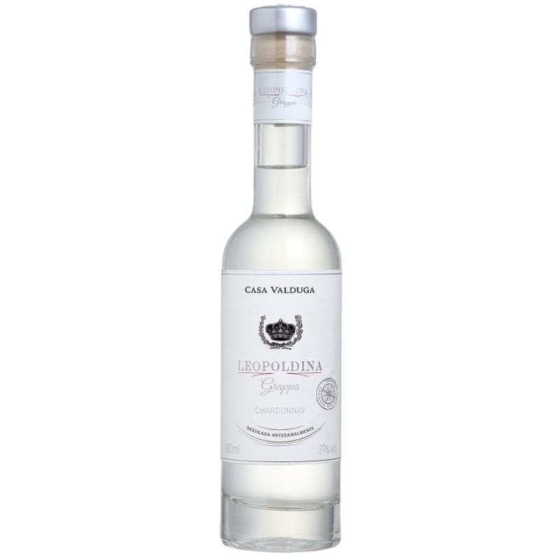 Grappa Leopoldina Chardonnay Casa Valduga 200ml
