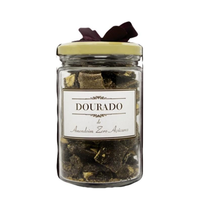 Dourado de Amendoim Zero Açucar 140g