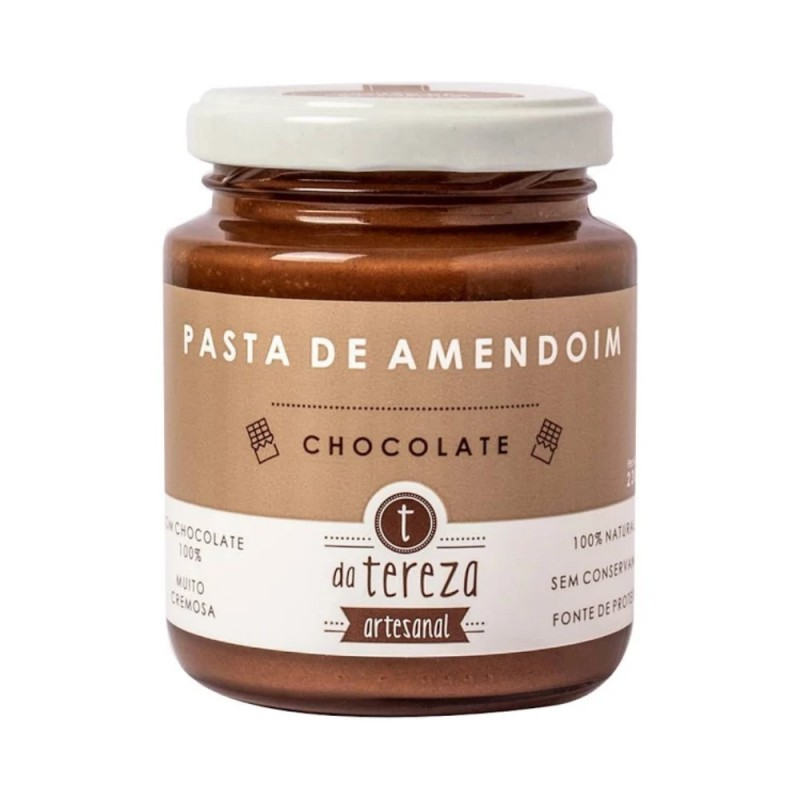 Pasta de Amendoim da Tereza Chocolate 230g