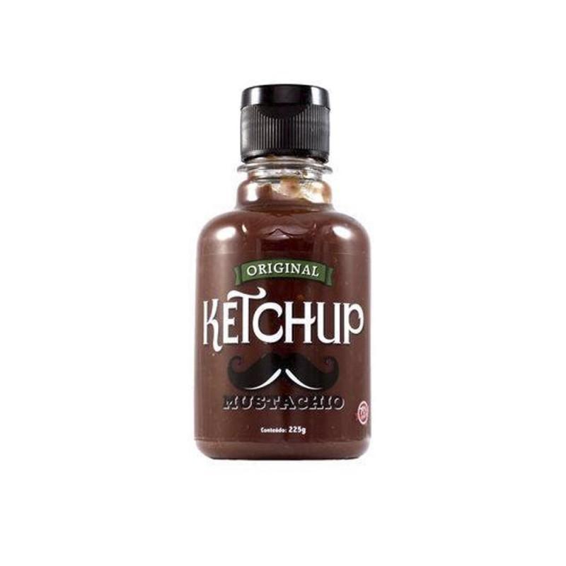 Ketchup Original Mustachio  225g