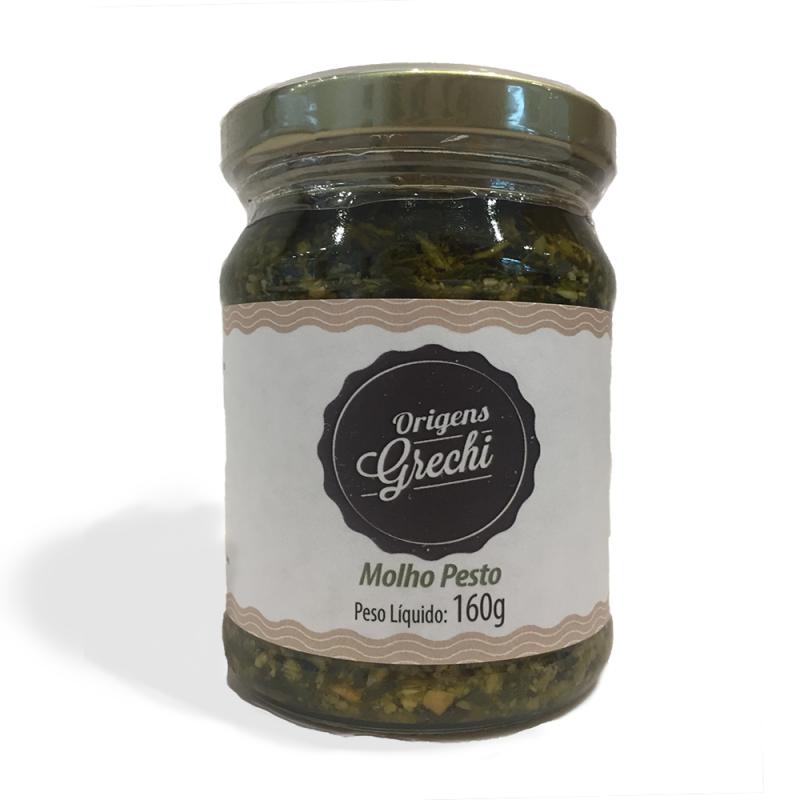 Molho Pesto Origens Grechi 160g
