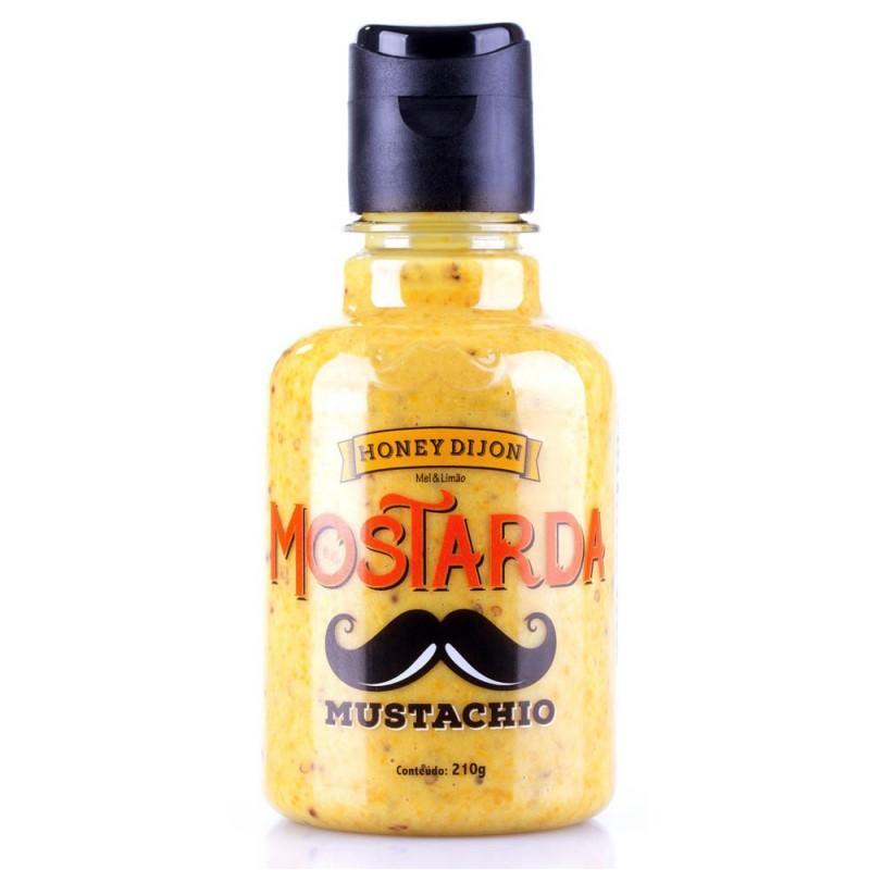 Mostarda Honey Dijon Mustachio 210g