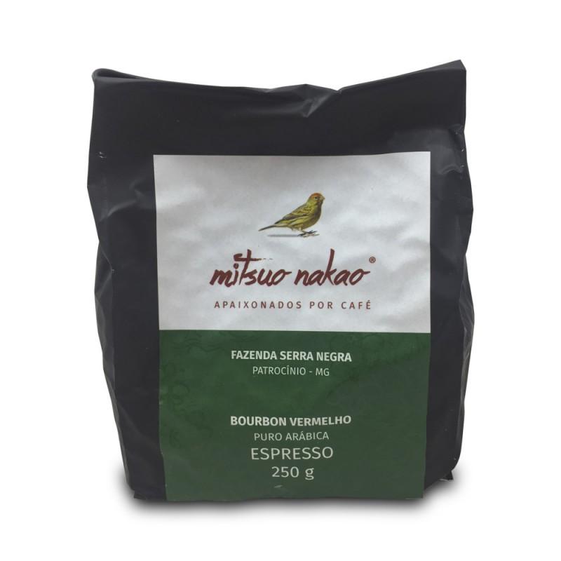 Café Mitsuo Nakao em Grãos 250g
