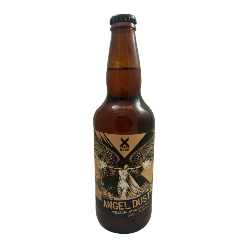 Cerveja Angel Dust Micro X 500ml