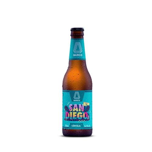 Cerveja San Diego APA Barco Long Neck 355ml