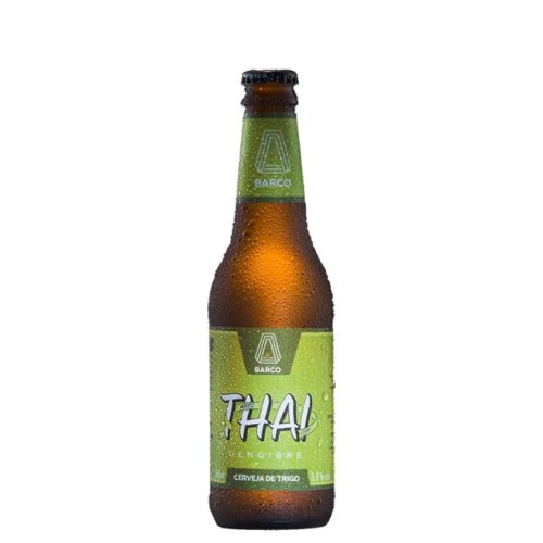 Cerveja Barco Thai Weiss 355ml