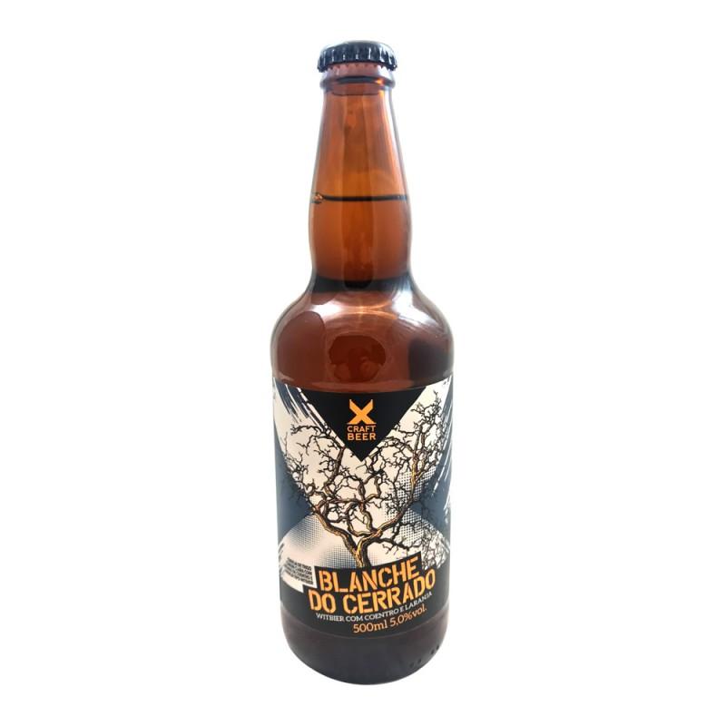 Cerveja Blanche do Cerrado Micro X 500ml