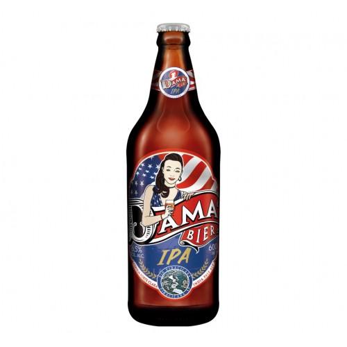 Cerveja Dama Bier IPA 600ml