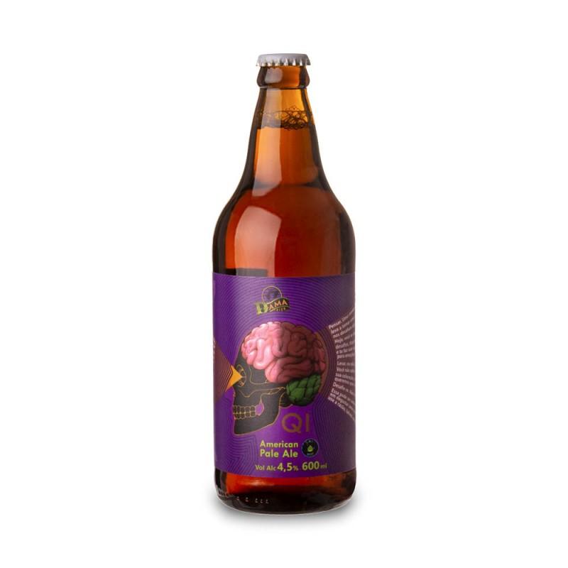Cerveja QI American Pale Ale Dama Bier 600ml