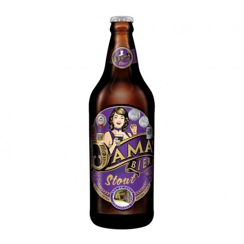 Cerveja Dama Bier Stout 600ml