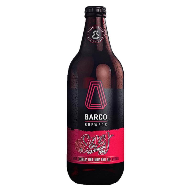 Cerveja Sexy IPA Cervejaria Barco 600ml