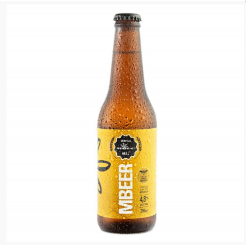 Cerveja Mbeer Series Nativas 355ml
