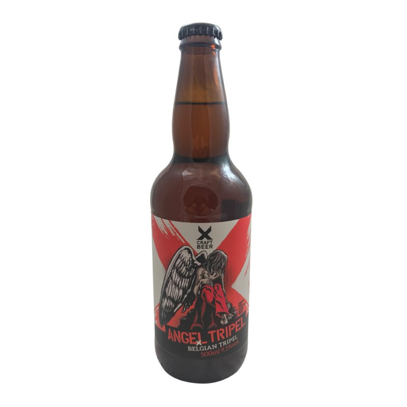 Cerveja Angel Tripel Micro X 500ml