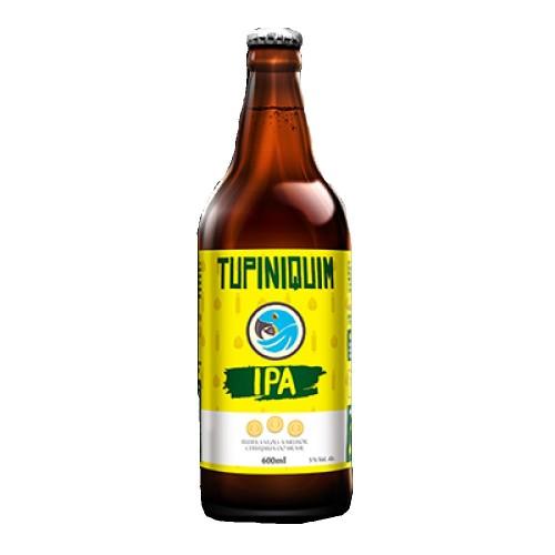 Cerveja IPA Tupiniquim  600ml