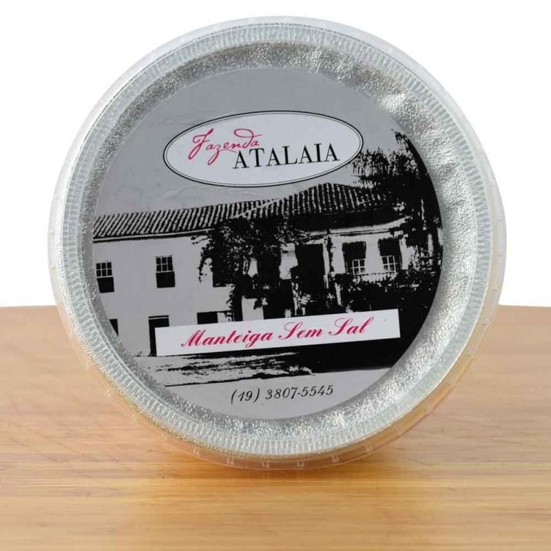 Manteiga Sem Sal Fazenda Atalaia - 200g