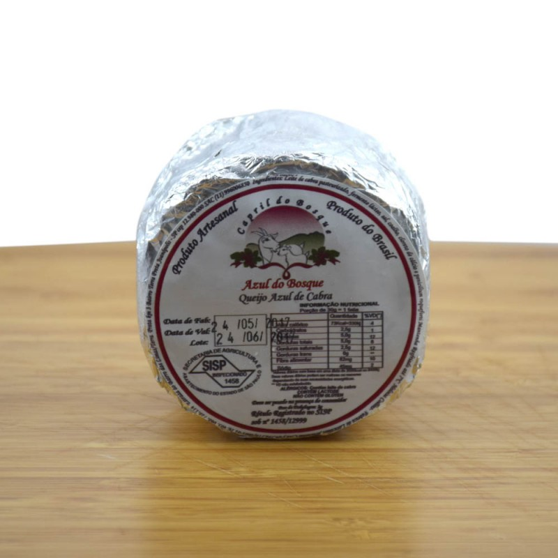 Queijo Azul de Cabra Capril do Bosque - 240g