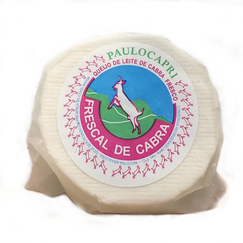 Queijo Frescal de Cabra Paulo Capri  320g
