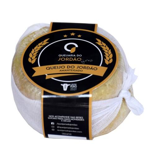 Queijo do Jordão Pasta Mole Queijaria do Jordão - 400g