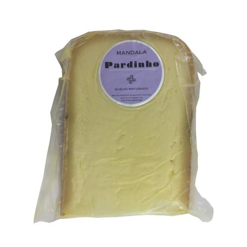 Queijo Mandala Pardinho Artesanal - 325g