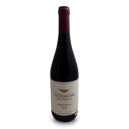 Vinho Tinto Golan Heights Hermon Red 750ml