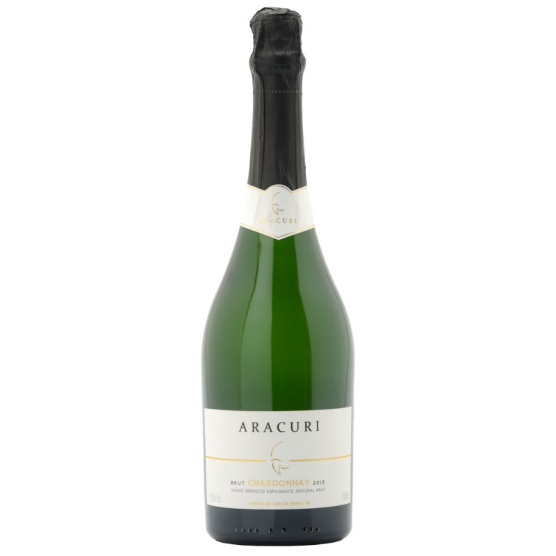 Espumante Aracuri Brut Chardonnay 2016 750ml
