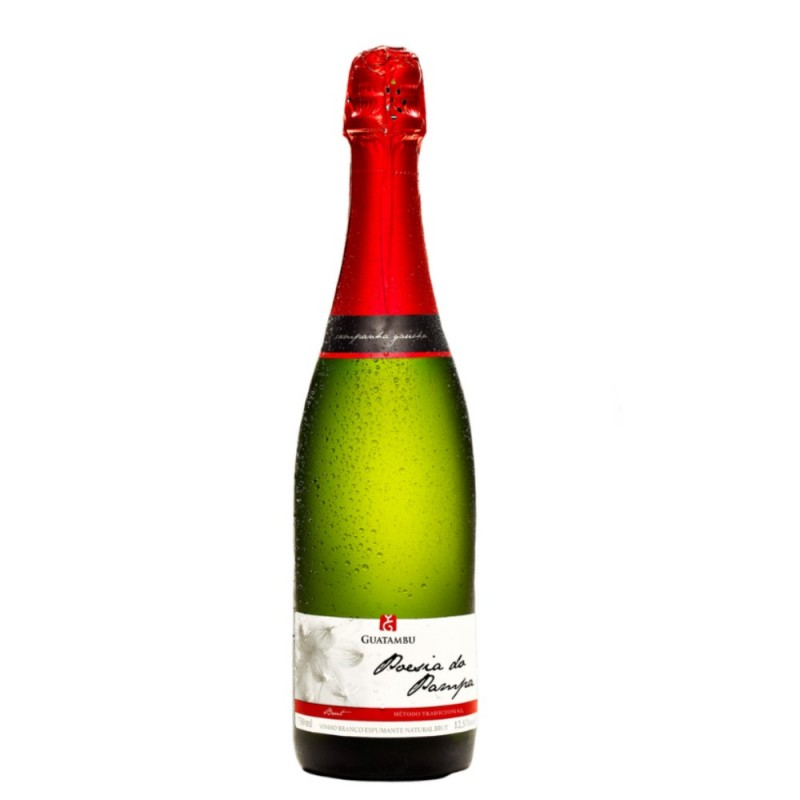 Espumante Guatambu Poesia do Pampa Brut 750ml