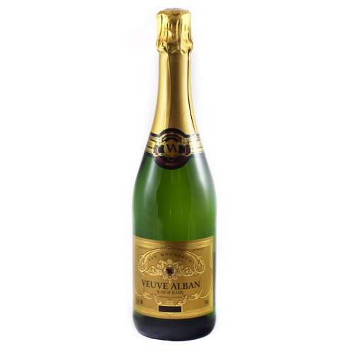 Espumante Veuve Alban Brut 750ml