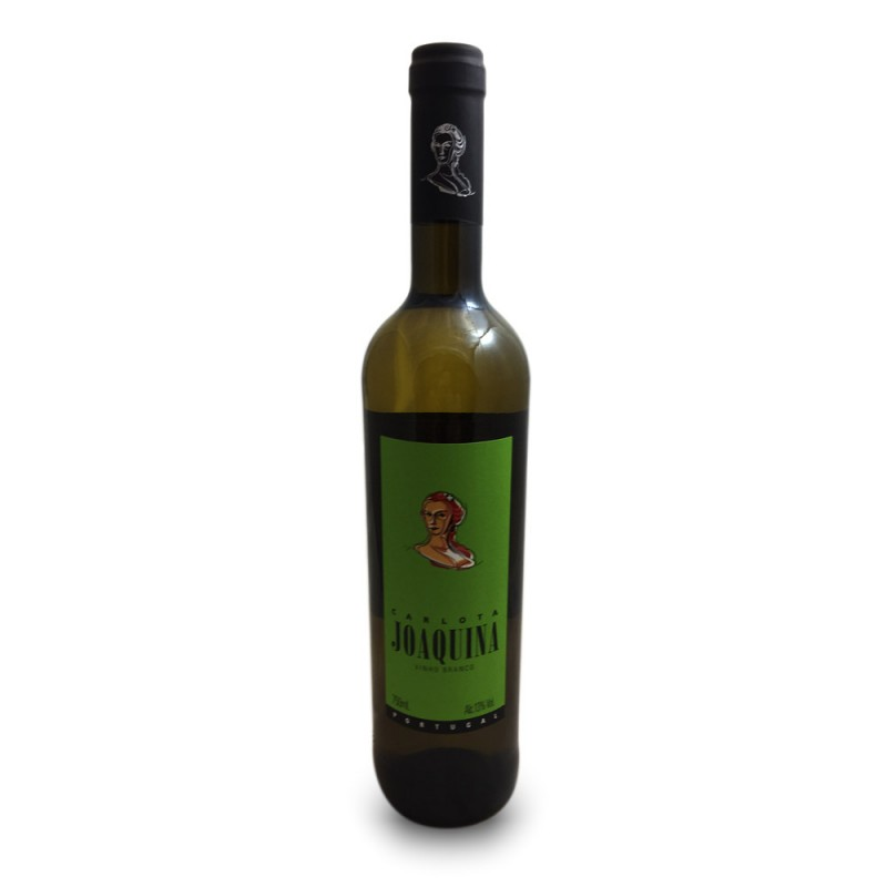 Vinho Branco Carlota Joaquina 750ml