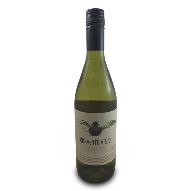 Vinho Branco Convento Viejo Chardonnay 750ml