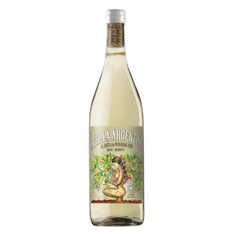 Vinho Branco Criolla Argentina Blanco de Rosadas 750ml
