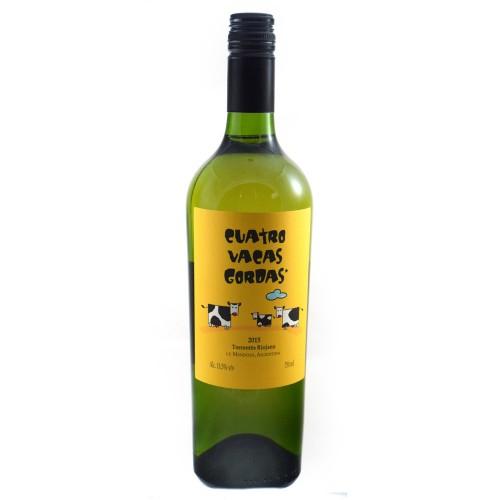 Vinho Branco Cuatro Vacas Gordas Torrontes 750ml