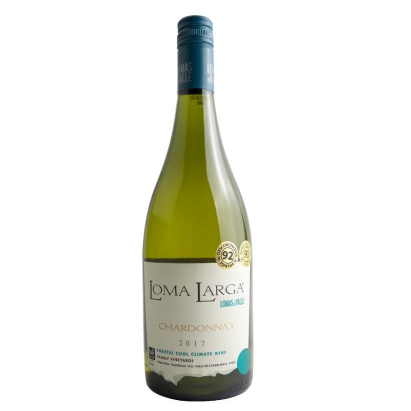 Vinho Branco Loma Larga Chardonnay 750ml