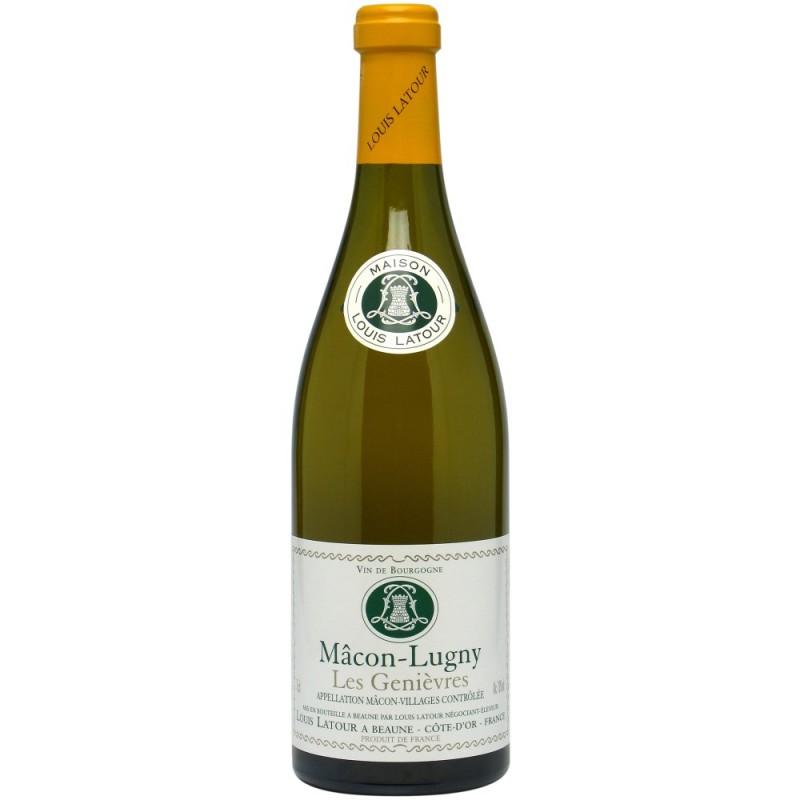 Vinho Branco Mâcon-Lugny Les Genievres Louis Latour 750ml