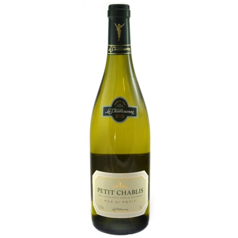 Vinho Branco La Chablisienne Petit Chablis 750ml