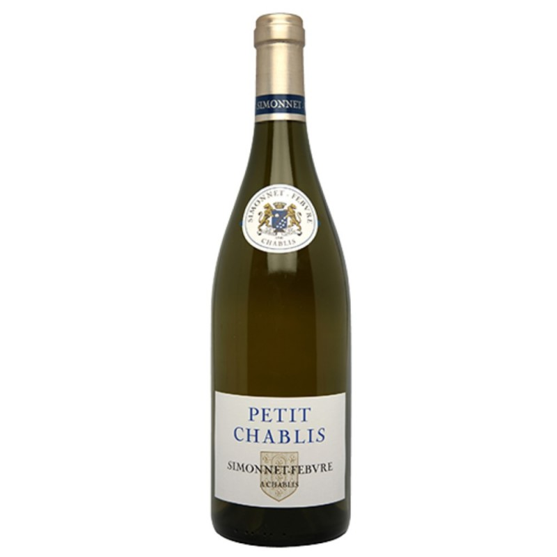 Vinho Branco Petit Chablis Simonnet Febvre 750ml