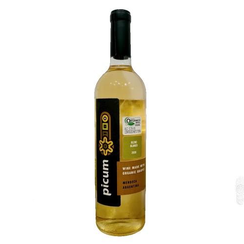 Vinho Branco Picum 750ml
