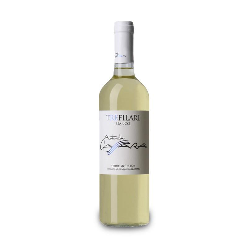 Vinho Branco Trefilari 750ml