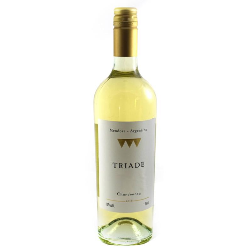Vinho Branco Triade Chardonnay 750ml