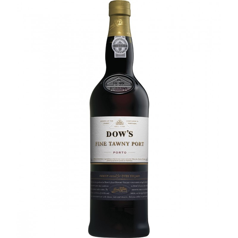 Vinho do Porto Dow's Fine Tawny 750ml