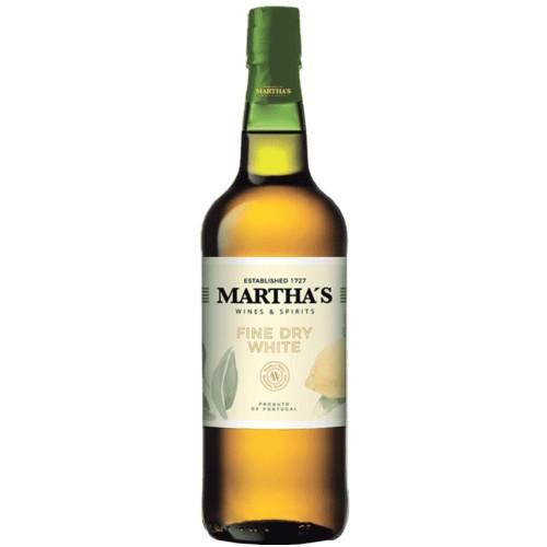 Vinho do Porto Dry White Martha's 750ml