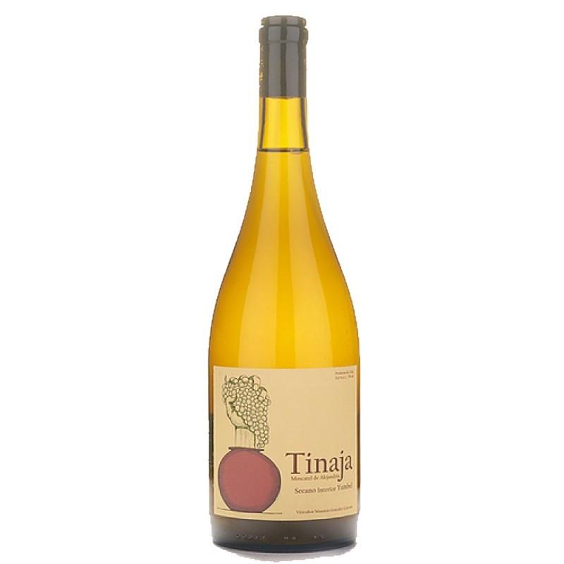 Vinho Laranja Tinaja Moscatel 750ml