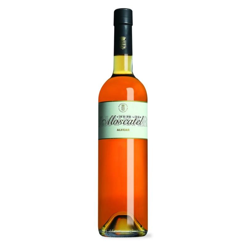 Vinho Moscatel Doce Bodega Alvear 750ml
