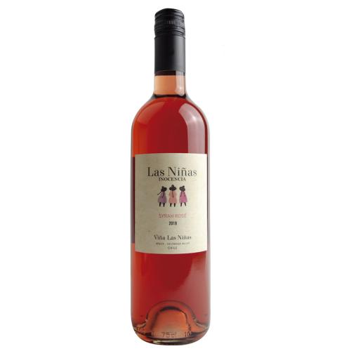 Vinho Rose Las Niñas Inocência Syrah 750ml