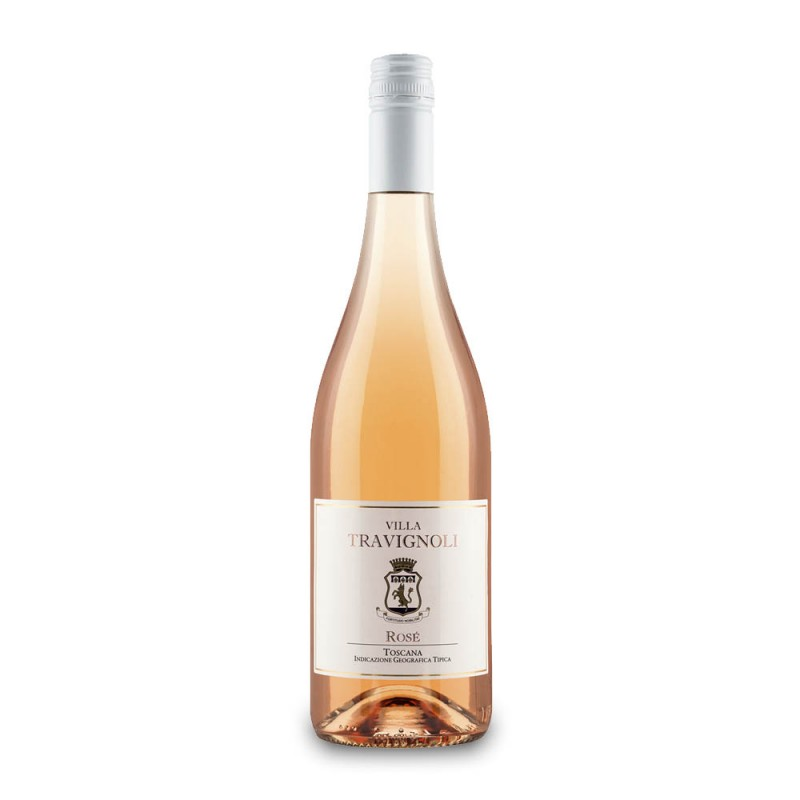 Vinho Rose Villa Travignoli Toscana IGT 750ml